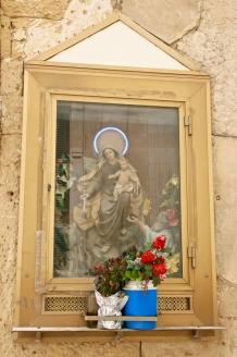 Vico San Giusto—Neon Madonna!