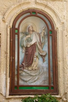 Chiesa di Santa Chiara—Santa Lucia